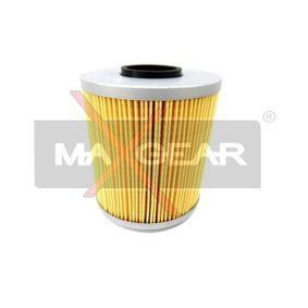MAXGEAR  26-0171 Ölfilter Ø: 82mm, Innendurchmesser: 27mm, Höhe: 110mm