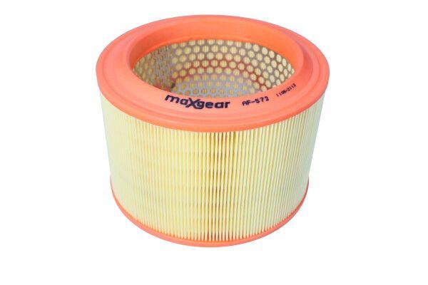 MAXGEAR  26-0196 Luftfilter Höhe: 123mm