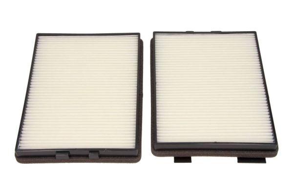 MAXGEAR  26-0241 Filter, Innenraumluft Länge: 262mm, Breite: 198mm, Höhe: 32mm