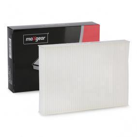 Filter, Innenraumluft 26-0244 CLIO 2 (BB0/1/2, CB0/1/2) 1.5 dCi Bj 2012