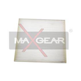 Filter, Innenraumluft Länge: 220mm, Breite: 225mm, Höhe: 36mm mit OEM-Nummer 6479 A1
