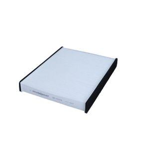 Filter, Innenraumluft Länge: 242mm, Breite: 186mm, Höhe: 33,5mm mit OEM-Nummer 1 204 464
