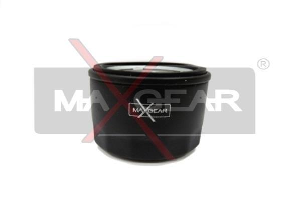 MAXGEAR  26-0267 Ölfilter Ø: 80mm, Höhe: 79mm