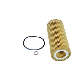 Ölfilter Ø: 64mm, Innendurchmesser: 31mm, Innendurchmesser 2: 31mm, Höhe: 155mm mit OEM-Nummer 06E-115-466