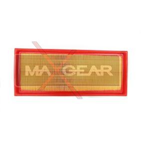 Luftfilter Länge: 320mm, Breite: 147mm, Höhe: 42mm mit OEM-Nummer F43X-9601-BB