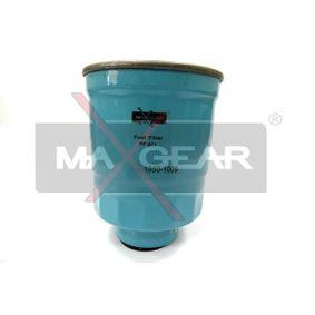 1999 Nissan Terrano 2 R20 2.7 TDi 4WD Fuel filter 26-0429