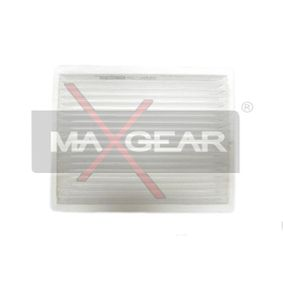 Filter, interior air 26-0465 RAV 4 II (CLA2_, XA2_, ZCA2_, ACA2_) 1.8 (ZCA25_, ZCA26_) MY 2003