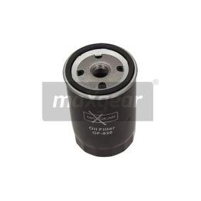 Filtre à huile Ø: 76mm, Diamètre intérieur 2: 62mm, Diamètre intérieur 2: 71mm, Hauteur: 123mm avec OEM numéro 0031840601