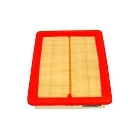 Air Filter Length: 261mm, Width: 180mm, Height: 40mm, Length: 261mm with OEM Number 28113-2D000