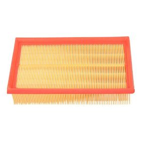 Air Filter Length: 239mm, Width: 141mm, Height: 58mm, Length: 239mm with OEM Number 16546 BN701