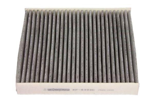 MAXGEAR  26-0729 Filter, Innenraumluft Länge: 235mm, Breite: 210mm, Höhe: 35mm