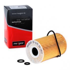 Oil Filter Ø: 63mm, Inner Diameter: 28mm, Inner Diameter 2: 28mm, Height: 100mm with OEM Number VW03L115562