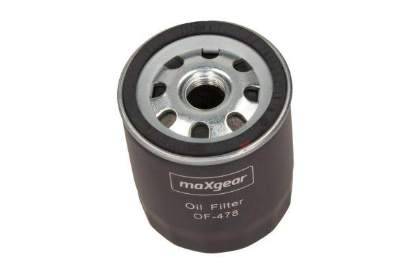 MAXGEAR  26-0753 Ölfilter Ø: 76mm, Außendurchmesser 2: 72mm, Innendurchmesser 2: 63mm, Innendurchmesser 2: 63mm, Höhe: 79mm