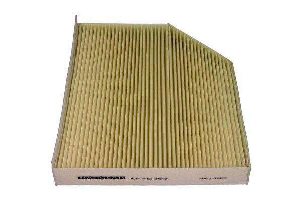 MAXGEAR  26-0799 Filter, Innenraumluft Länge: 279mm, Breite: 241mm, Höhe: 36mm