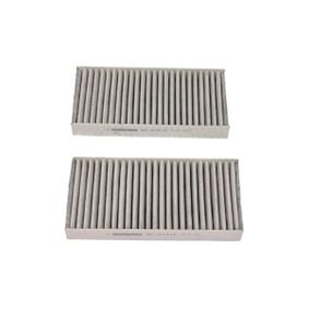 Filter, interior air Length: 225mm, Width: 112mm, Height: 30mm with OEM Number 80292-S6M-901