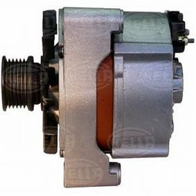 Lichtmaschine Rippenanzahl: 6 mit OEM-Nummer 008 154 4802