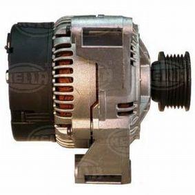 Lichtmaschine Rippenanzahl: 6 mit OEM-Nummer A 0081549602