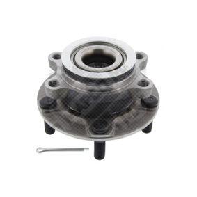 Wheel Bearing Kit with OEM Number 40202-JG01B