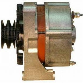 Lichtmaschine Rippenanzahl: 2 mit OEM-Nummer 500 3746