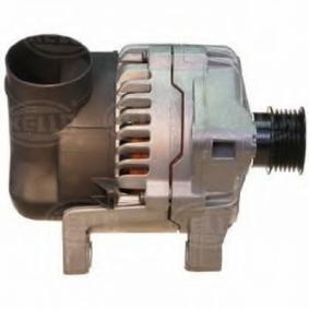 Lichtmaschine Rippenanzahl: 6 mit OEM-Nummer 12-31-1-738-351
