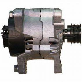 Lichtmaschine Rippenanzahl: 6 mit OEM-Nummer 12 31 1 247 488