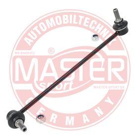 Brat / bieleta suspensie, stabilizator cu OEM Numar 5QM411315