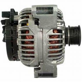 Lichtmaschine Rippenanzahl: 6 mit OEM-Nummer 0111548402