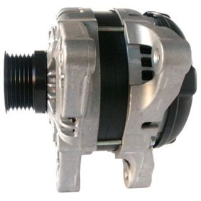 Lichtmaschine Rippenanzahl: 6 mit OEM-Nummer 3M5T10300YA