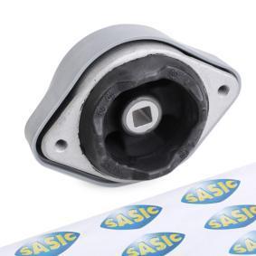 Motorlager VW PASSAT Variant (3B6) 1.9 TDI 130 PS ab 11.2000 SASIC Halter, Motoraufhängung (2706183) für