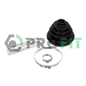 Bellow Set, drive shaft with OEM Number 321-498-203-A