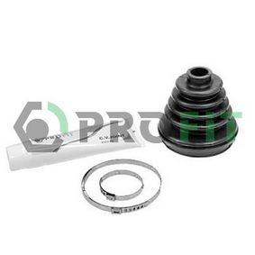 Bellow Set, drive shaft with OEM Number 1H0 498 203