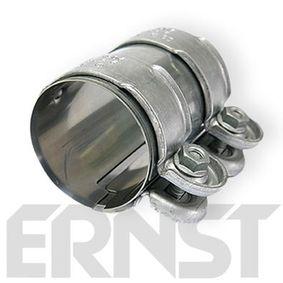 Touran 1T1, 1T2 1.6 Auspuffschelle ERNST 273527 (1.6 Benzin 2008 BSF)
