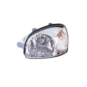 Headlight with OEM Number 9210126025