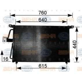 Kondensator, Klimaanlage Art. Nr. 8FC 351 037-611 120,00€