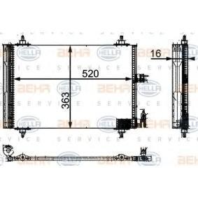 Kondensator, Klimaanlage Art. Nr. 8FC 351 301-031 120,00€