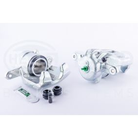 Kondensator, Klimaanlage mit OEM-Nummer 24 43 1901