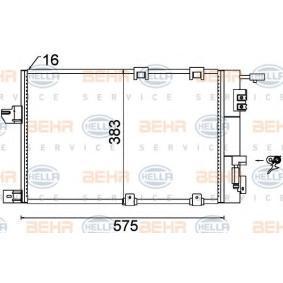 Kondensator, Klimaanlage Art. Nr. 8FC 351 301-244 120,00€