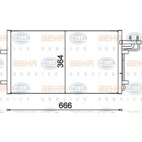 Kondensator, Klimaanlage Art. Nr. 8FC 351 301-734 120,00€