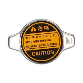 Tapa, radiador Presión apertura: 1,1bar con OEM número 16401 53010