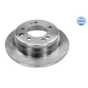 2010 KIA Ceed ED 1.4 Brake Disc 28-15 523 0010