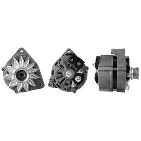 Lichtmaschine Rippenanzahl: 6 mit OEM-Nummer A 0071546802