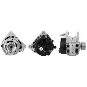Lichtmaschine Rippenanzahl: 6 mit OEM-Nummer 074903023Q