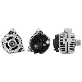 Lichtmaschine Rippenanzahl: 6 mit OEM-Nummer 011 154 93 02