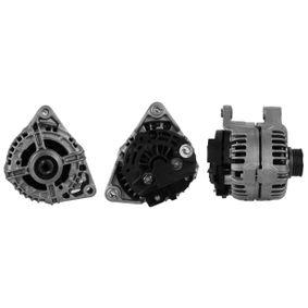 Lichtmaschine Rippenanzahl: 5 mit OEM-Nummer 13 143 128