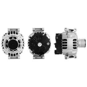 Lichtmaschine Rippenanzahl: 7 mit OEM-Nummer A2711540802
