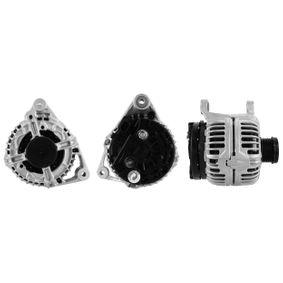 Lichtmaschine Rippenanzahl: 6 mit OEM-Nummer 996-603-012-02