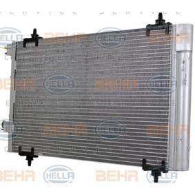 Kondensator, Klimaanlage Art. Nr. 8FC 351 317-571 120,00€