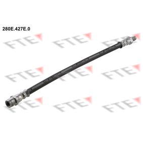 Bremsschlauch Länge: 280mm mit OEM-Nummer 2D0 711 910