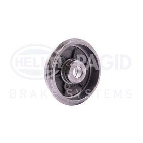 BMW E61 520d Wärmetauscher HELLA 8FH 351 312-151 (520d Diesel 2008 M47 D20 (204D4))