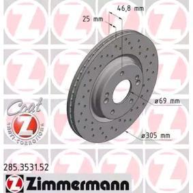 ZIMMERMANN 285.3531.52 Bewertung